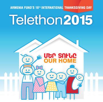 Telethon 2015 Logo
